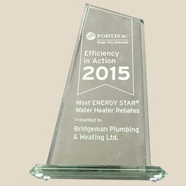 Fortis BC trade Ally Network - Most ENERGY STAR Water Heater Rebates